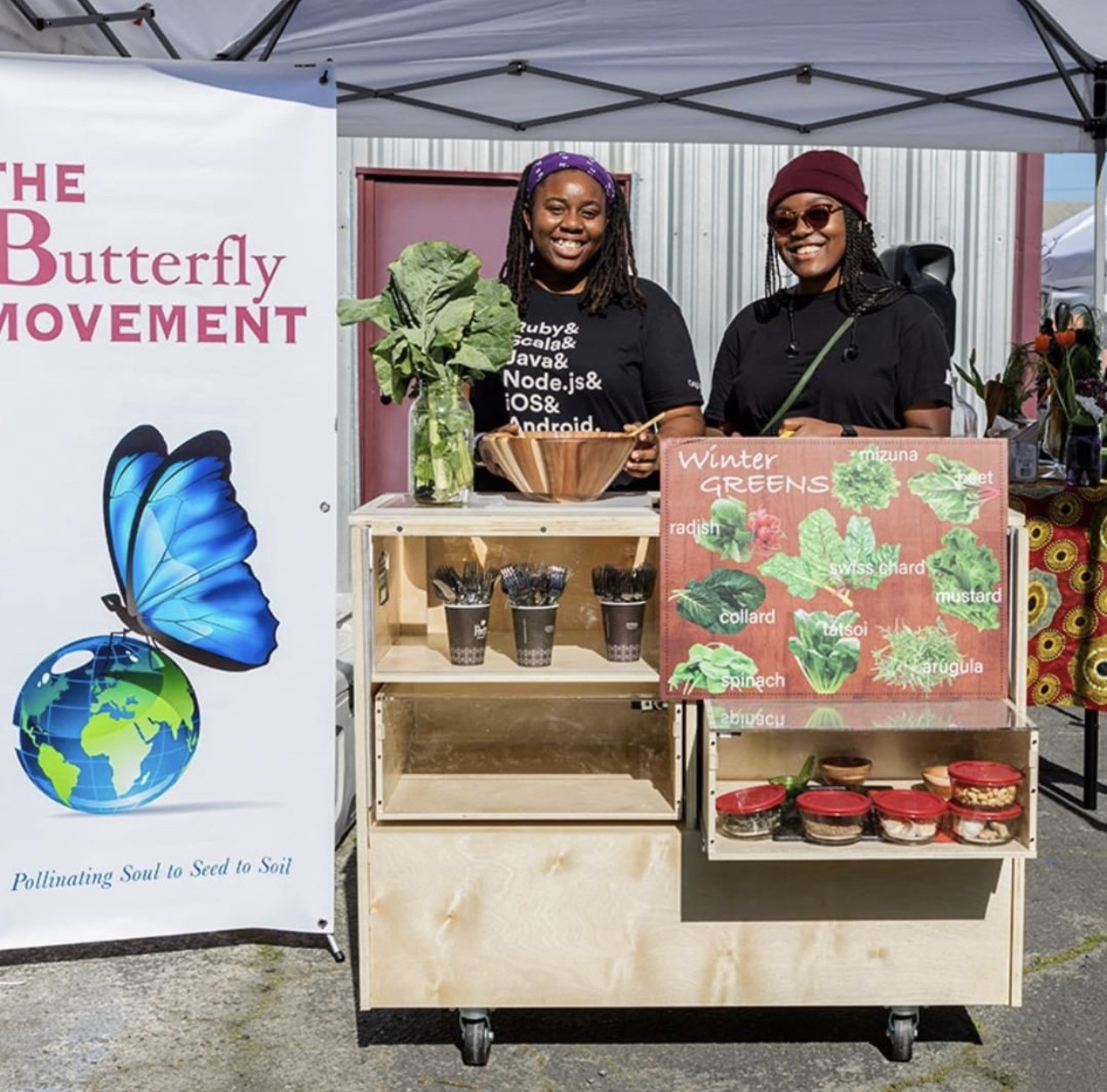 The Butterfly Movement at the Health Summit